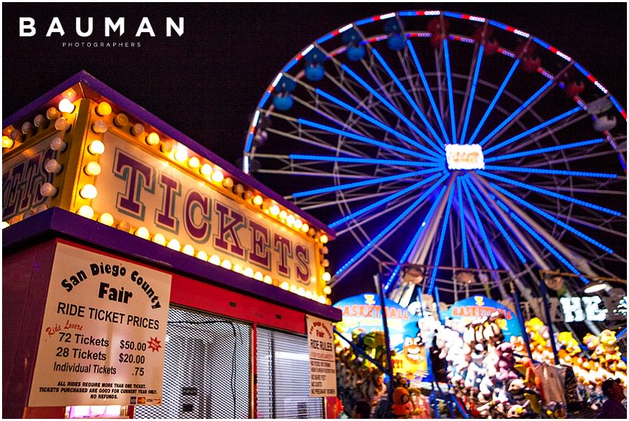 Bauman Lunch :: The San Diego County Fair 2014 - Bauman Photographers