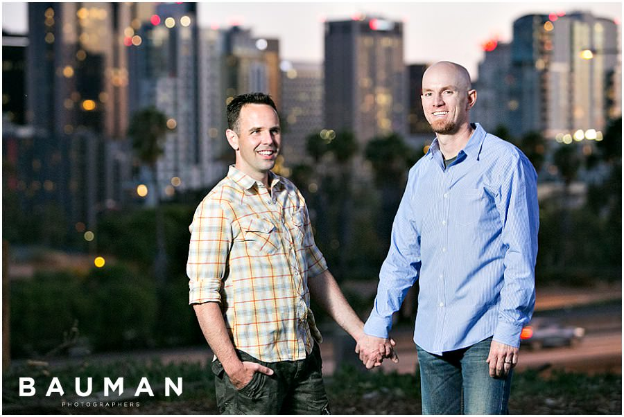 san diego engagement photography, engagement photos, san diego engagement photos, hillcrest, hillcrest engagement photos, gay engagement photos, starbucks, hillcrest brewing company, beer, downtown san diego engagement photos, hillcrest engagement session, gay engagement session, love, babycakes