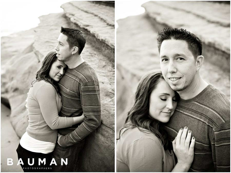Engagement session, beach engagement session, ocean beach engagement session, gaslamp engagement session, san diego engagement session, california engagement session