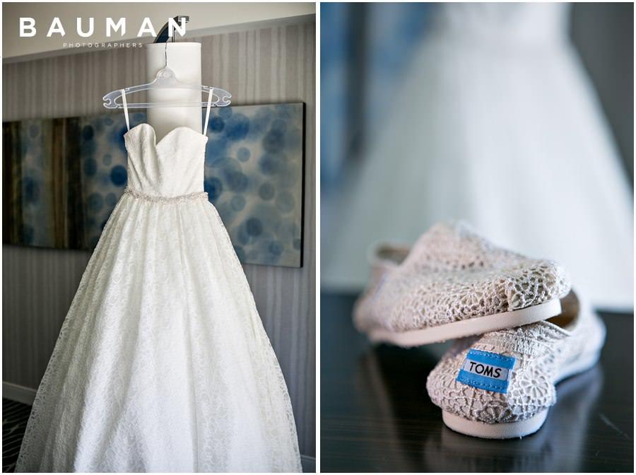 Manchester Grand Hyatt Wedding :: San Diego, CA - Bauman Photographers