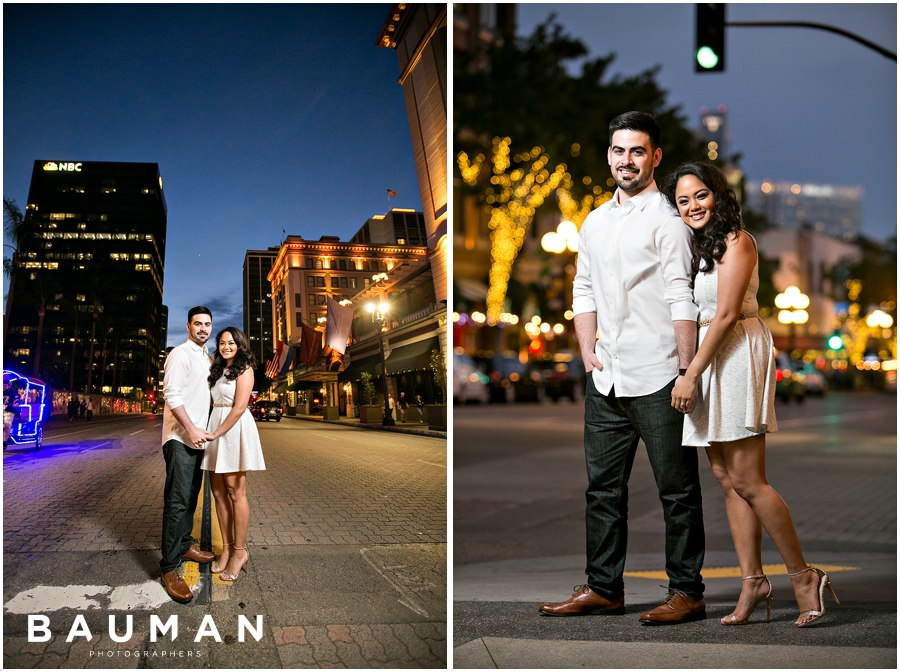 engagement, love, engagement session, San Diego, san diego engagement photography, sunset engagement session, engagement, downtown, downtown San Diego engagement photography, city engagement, US Grant Hotel, art deco engagement session, urban engagement session