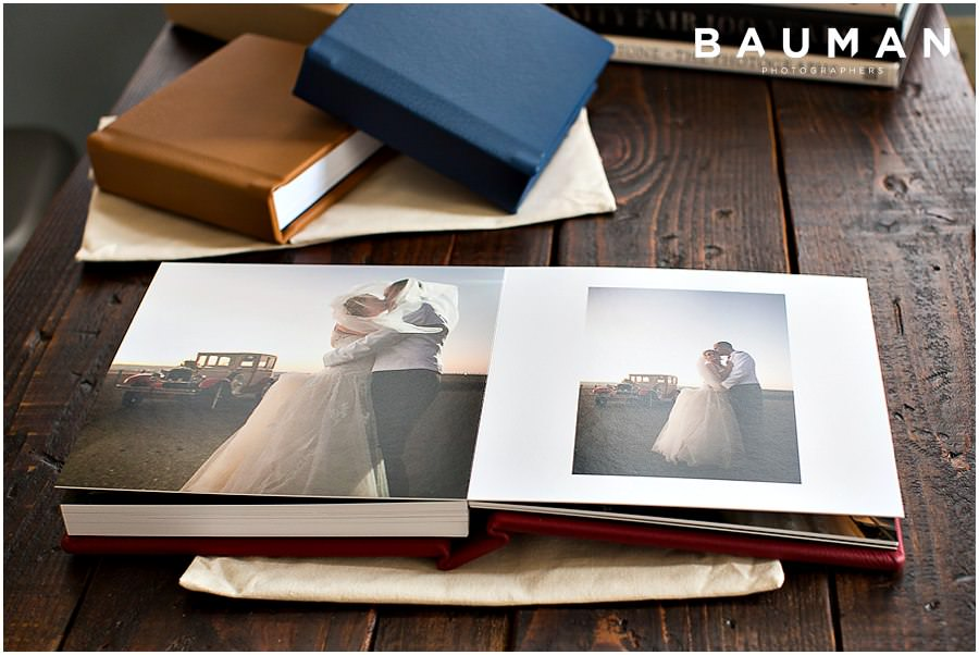 albums, kiss, kiss books, memories, San Diego wedding photography, wedding albums