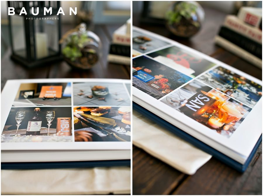 albums, kiss, kiss books, memories, San Diego wedding photography, wedding albums