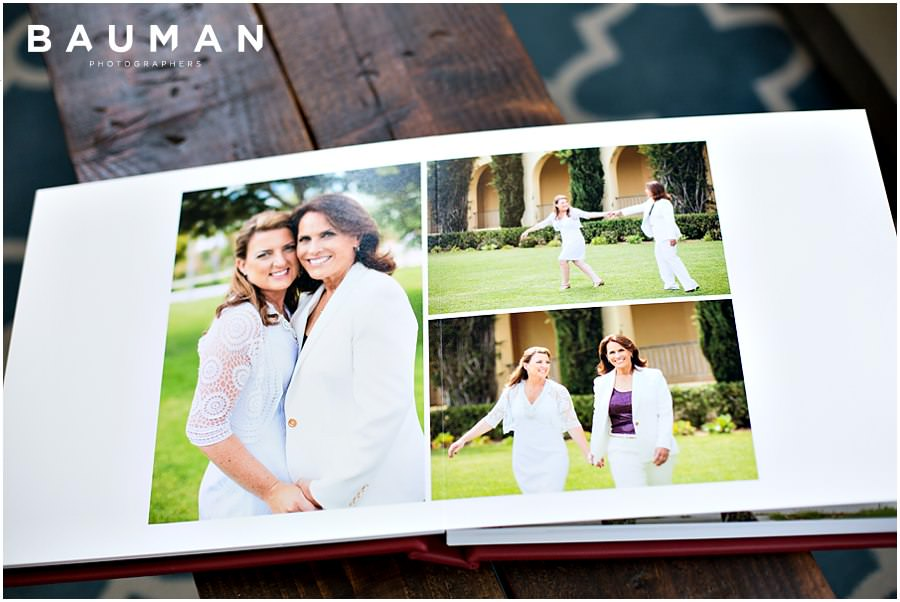 san diego wedding photography, wedding albums, albums, kiss books, kiss, memories