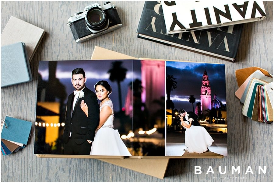 albums, kiss, kiss books, memories, San Diego wedding photography, wedding albums, san diego wedding photography, san diego, wedding photography, balboa park, balboa park wedding photography, balboa park wedding, prado, prado wedding