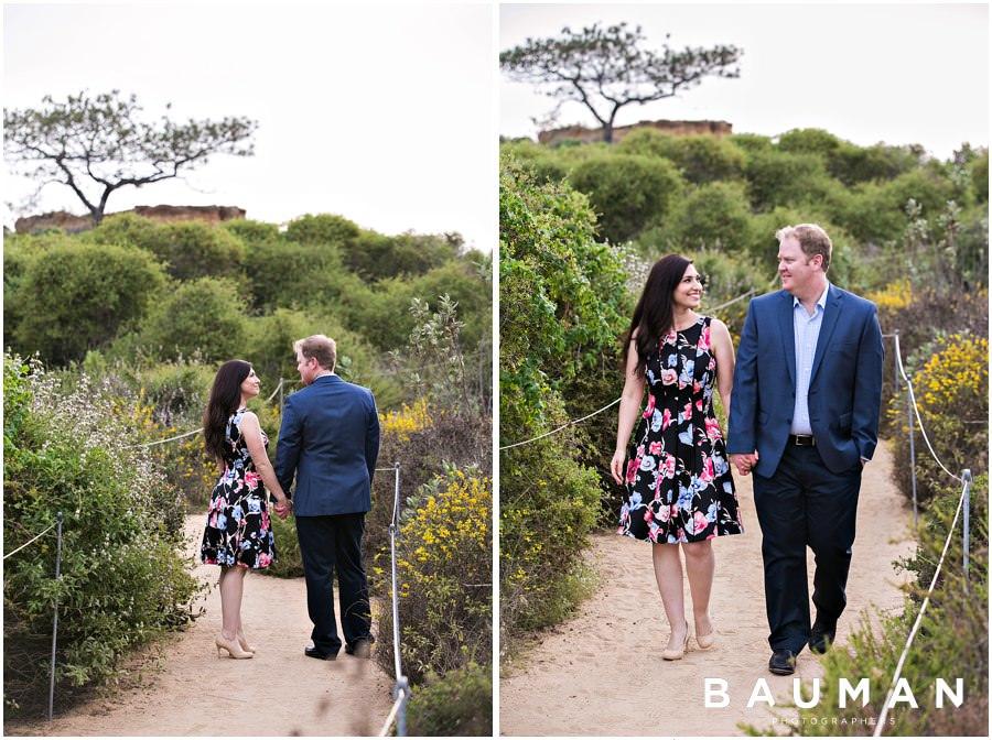 san diego wedding photography, san diego, san diego engagement, engagement, engagement portraits, torrey pines, torrey pines engagement
