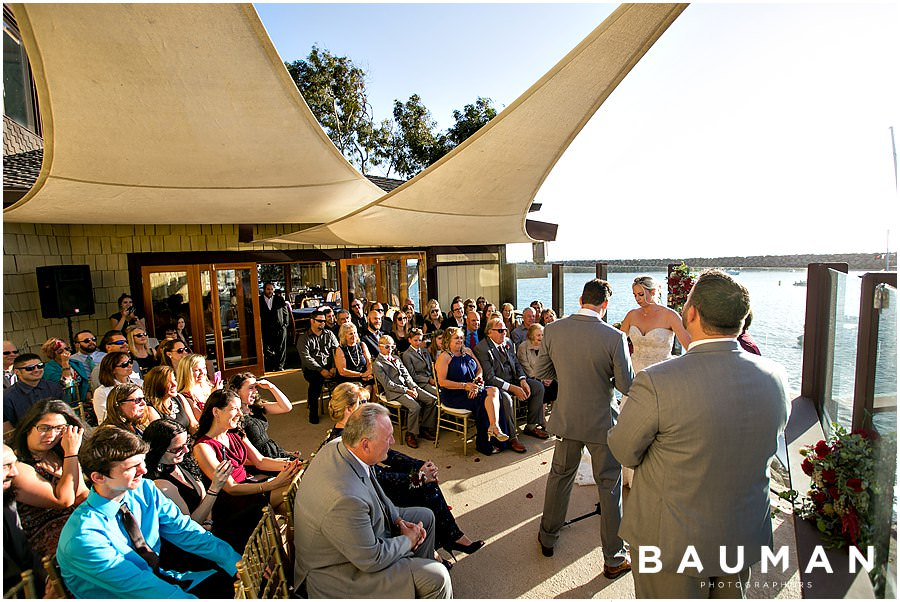 Bauman Photographers San Go Wedding Photographer Ocean View