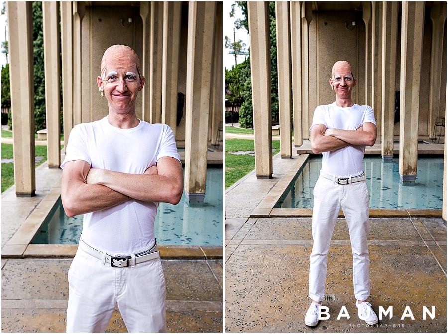 Bauman lunch, Bauman photographers, san diego photographers, halloween, balboa park, san diego