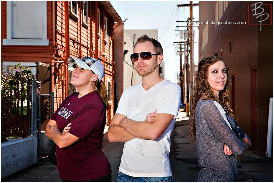 Bauman Photographers lunch in San Diego