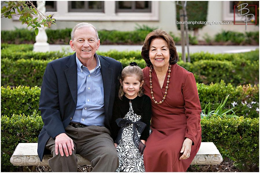 Grandparents with grandchildren picture USD