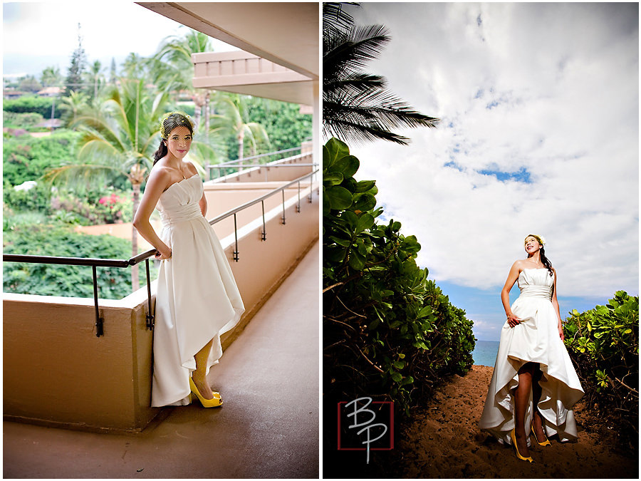 kaanapali beach hotel wedding