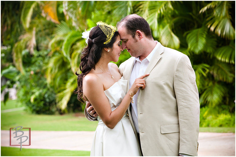 romantic wedding hawaii