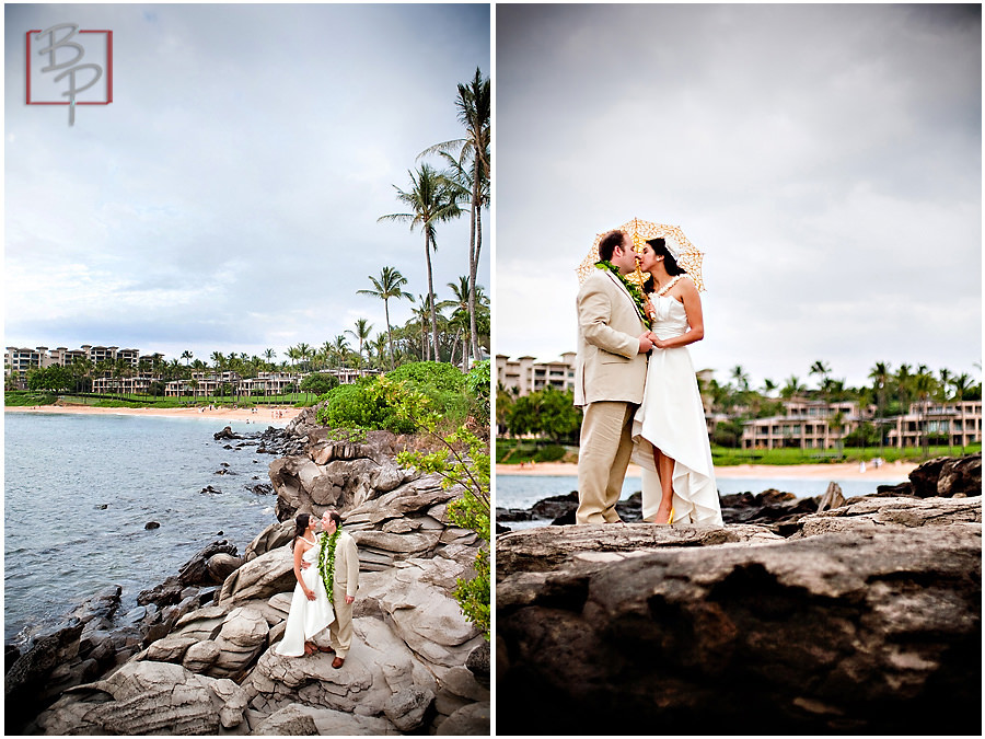 beach wedding hawaii