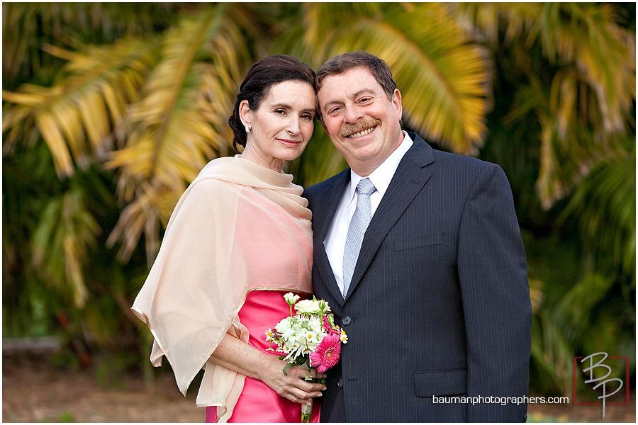 small ceremony wedding photos