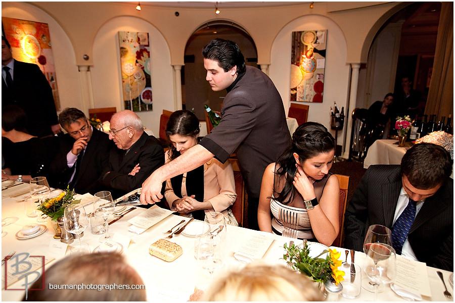 inside photos of Mr.A's restaurant in San Diego