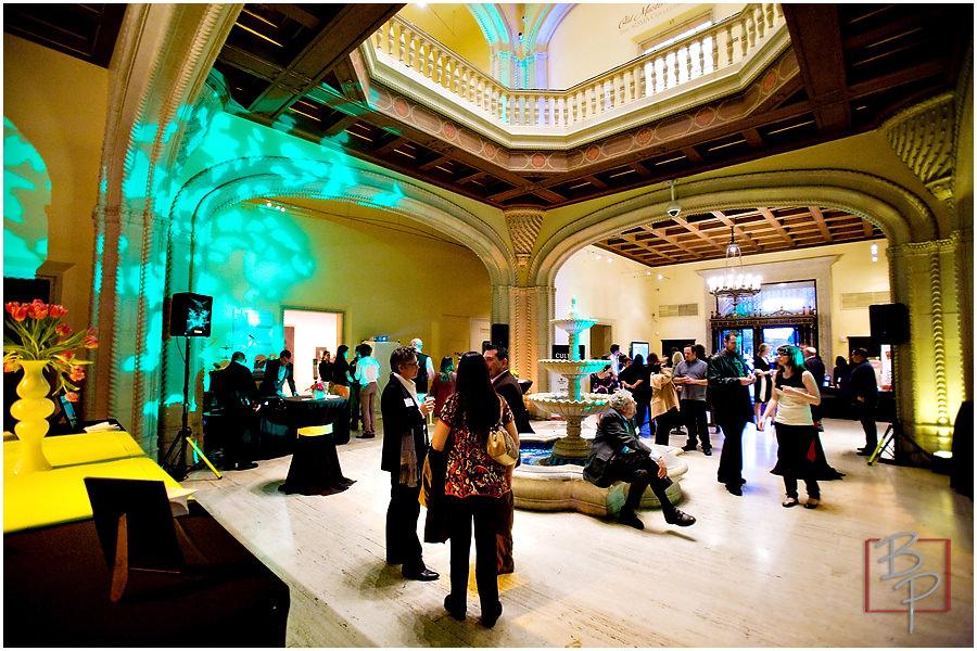 San Diego Museum of Art rotunda