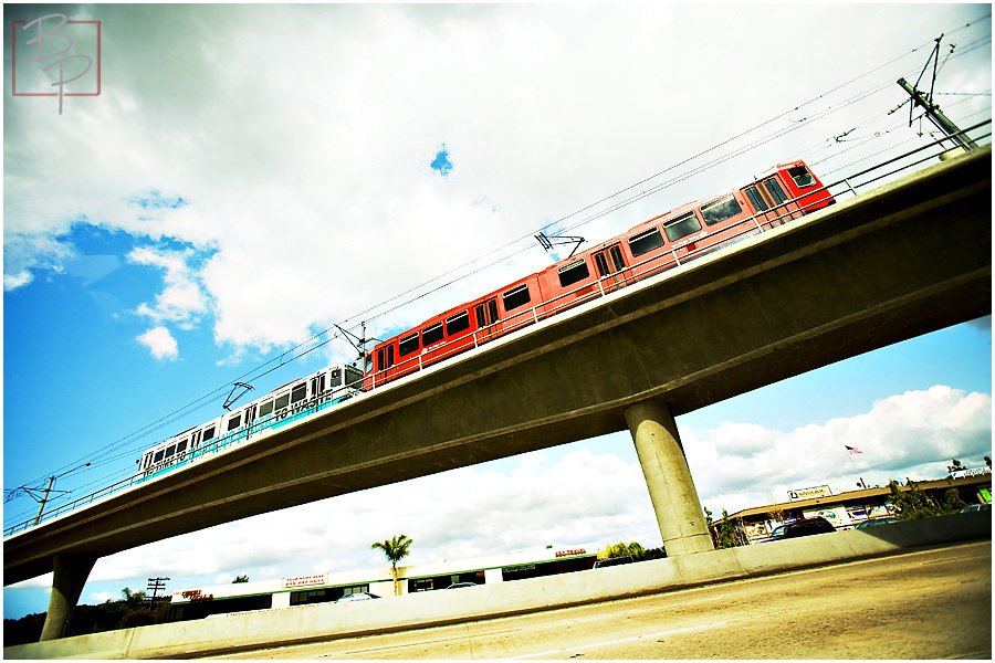 MTS Trolly overpass