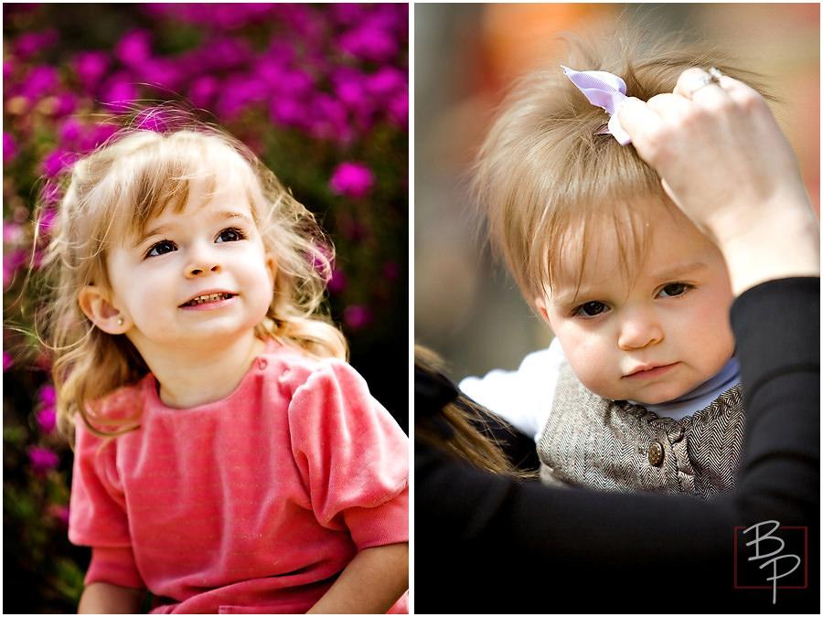 Pretty little girls