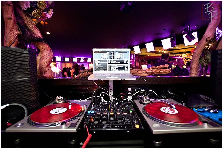 San Diego Tim Altbaum DJ Turn Tables