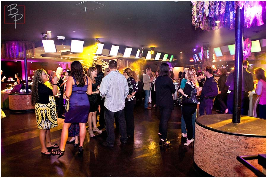Dancing Trendy bar