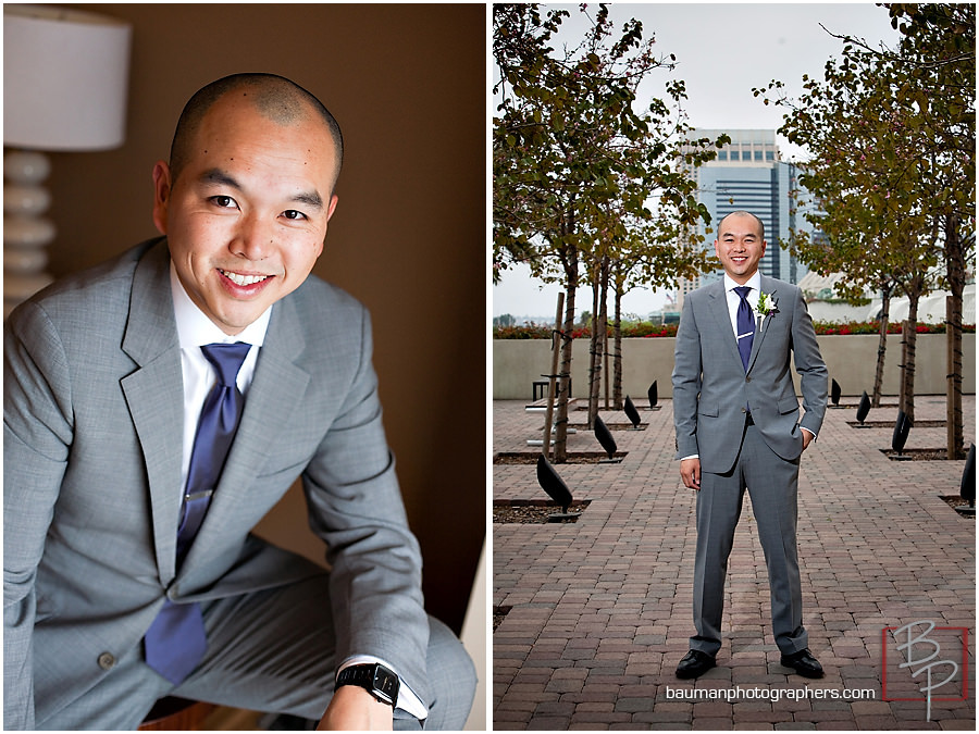San Diego Hilton Bay Front Wedding photography