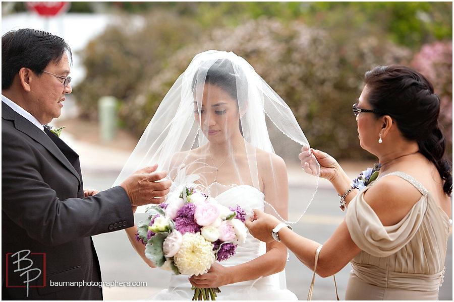 Bauman Photographers wedding photos San Diego, CA