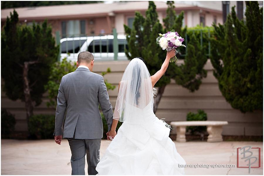 Bauman Photographers wedding photography Holy Trinity Curch