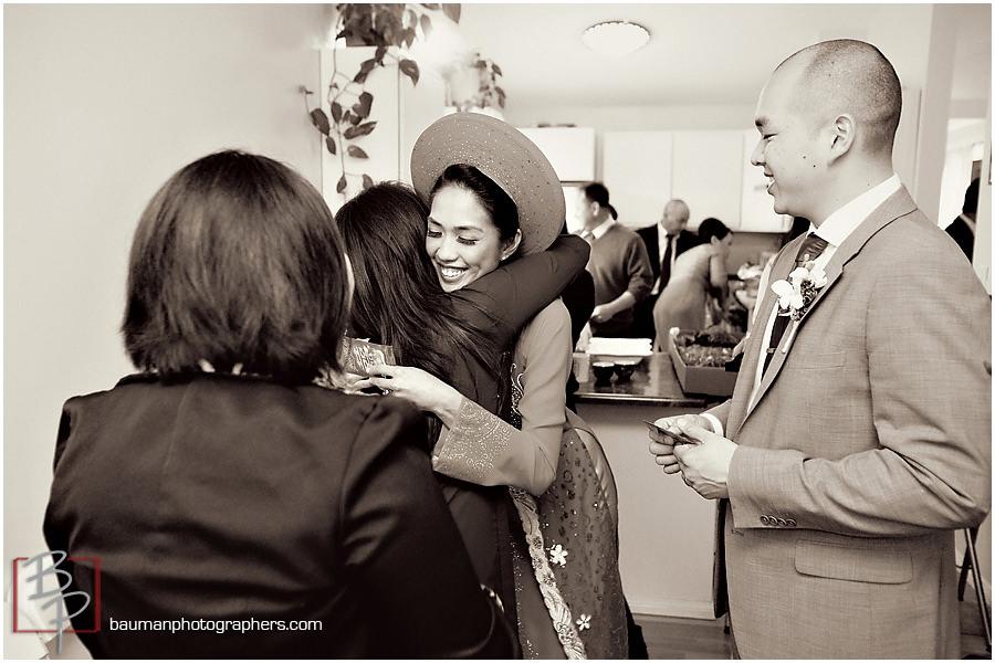 Bauman Photography Wedding pictures, Vietnamese Tea Ceremony
