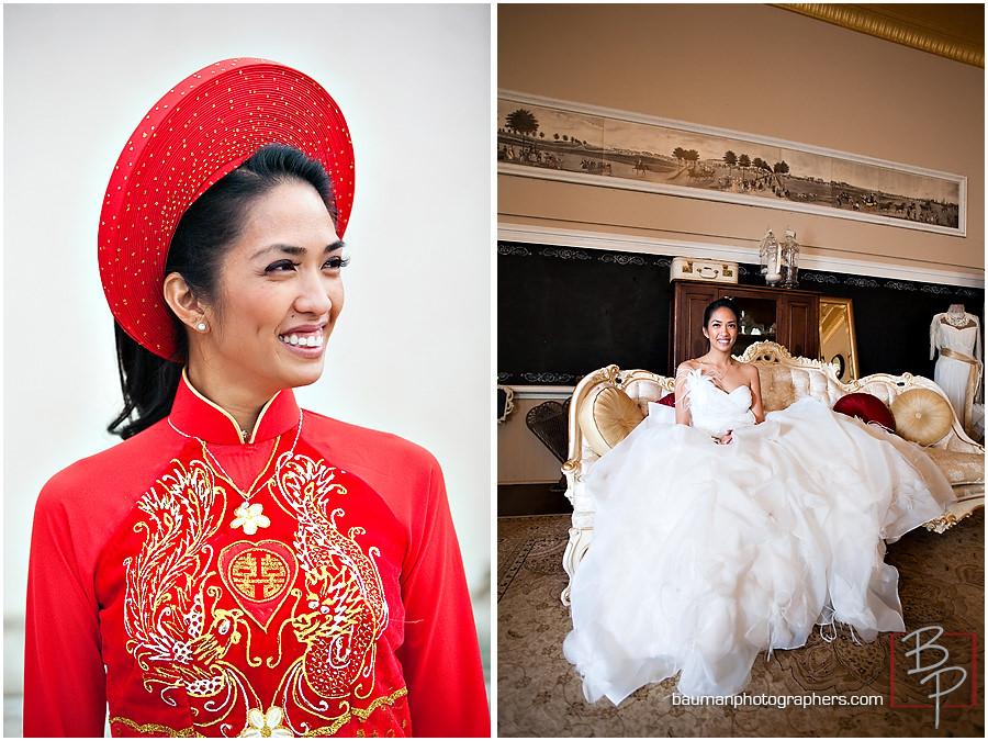 Vietnamese wedding pictures, San Diego, CA