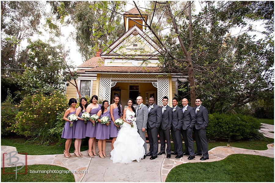 Wedding Photography San Diego, CA Twin Oaks Garden Estate