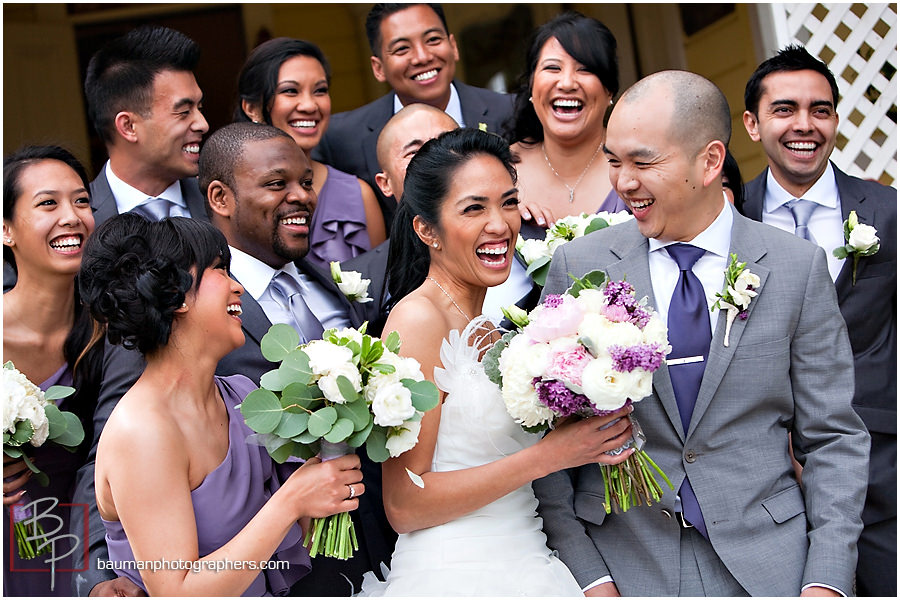 San Diego wedding photography by Bauman Photographers