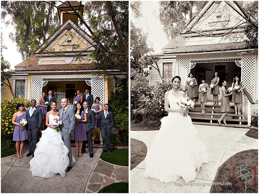 San Diego wedding photos, Bauman Photography