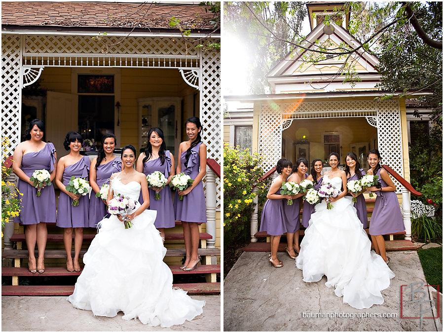 Twin Oaks Garden Estate, San Diego CA wedding pictures