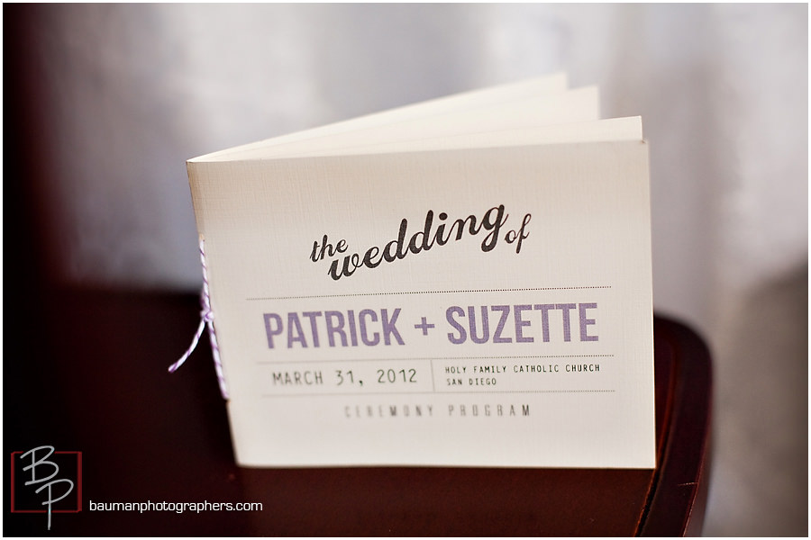 Wedding Reception Details, San Diego Twin Oaks Garden Estate