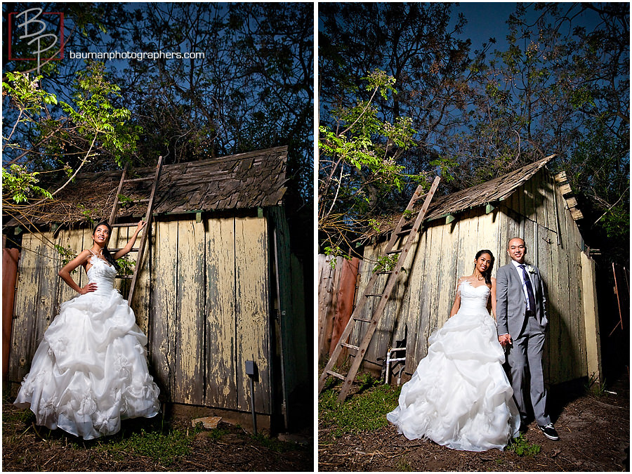 Wedding Portraits by Bauman Photographers, Twin Oaks Garden Estate