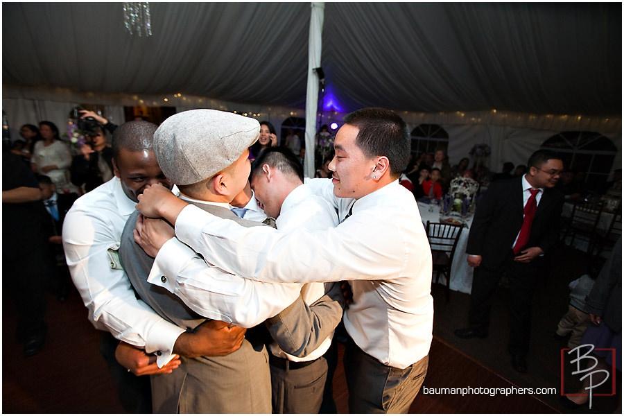 Twin Oaks Garden Estate Wedding reception wedding photos