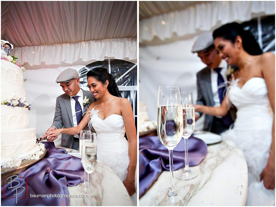 Twin Oaks Garden Estate wedding photography candid shots