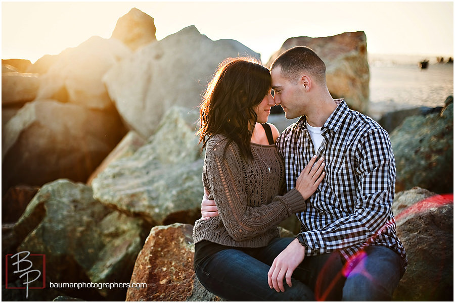 Coronado Island engagement photos