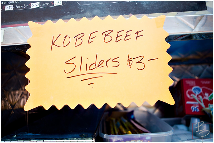 food truck sliders