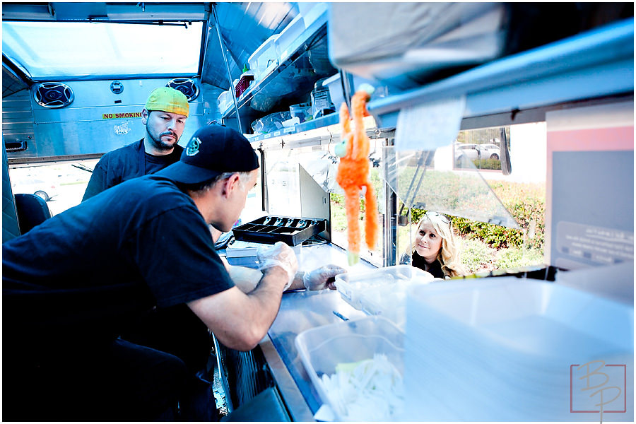 ordering food truck