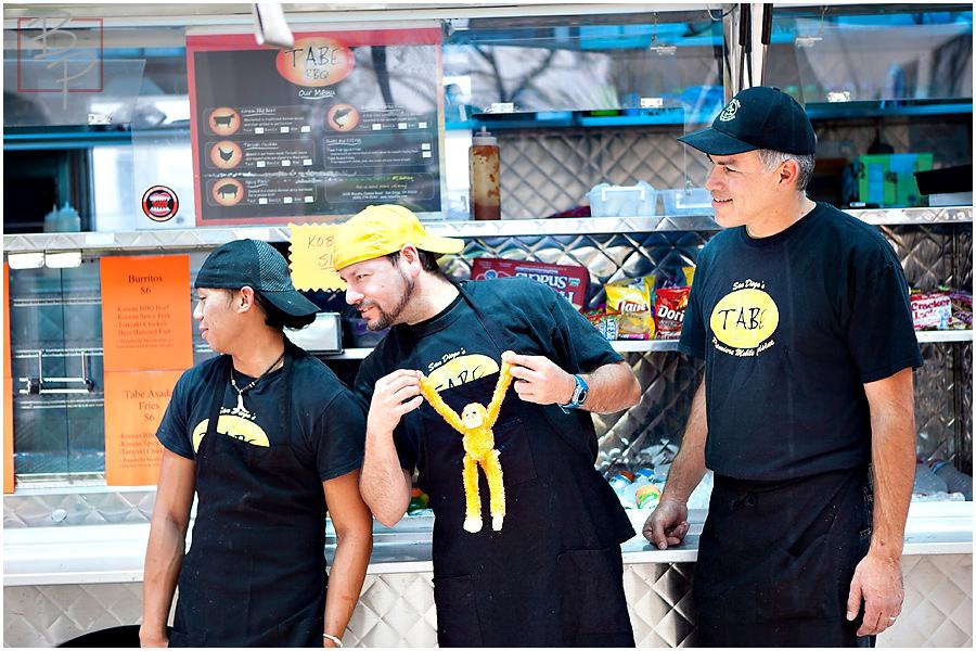 Tabe BBQ staff
