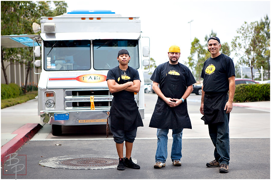 Tabe BBQ team