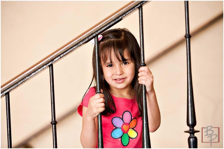 Balboa Park Family Portraits Stairs