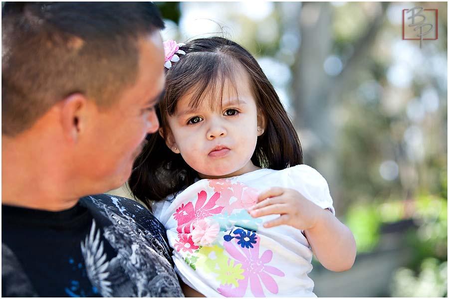 Balboa Park Family Portraits