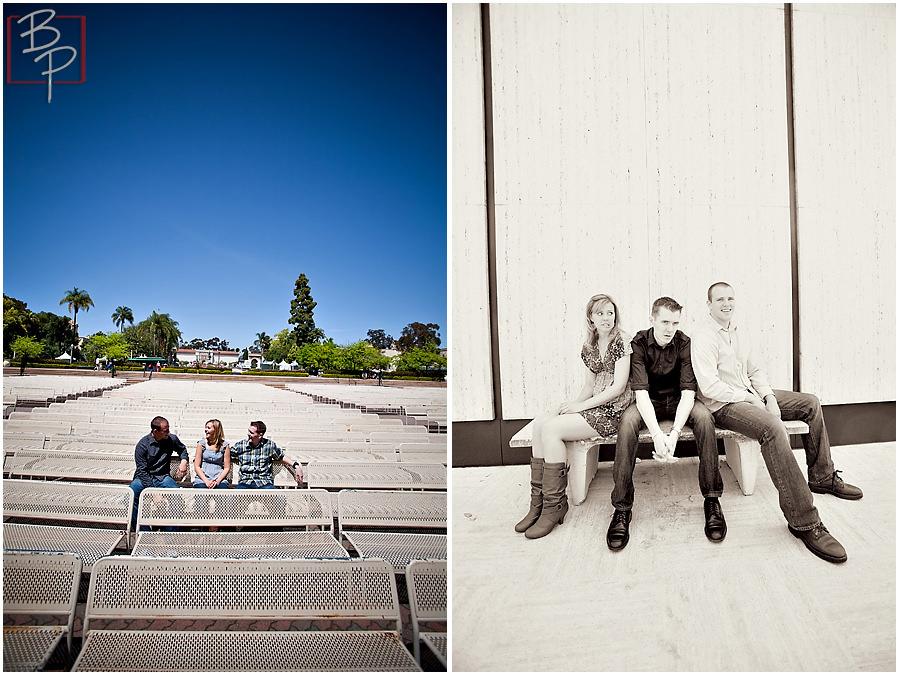 San Diego family portrait photography