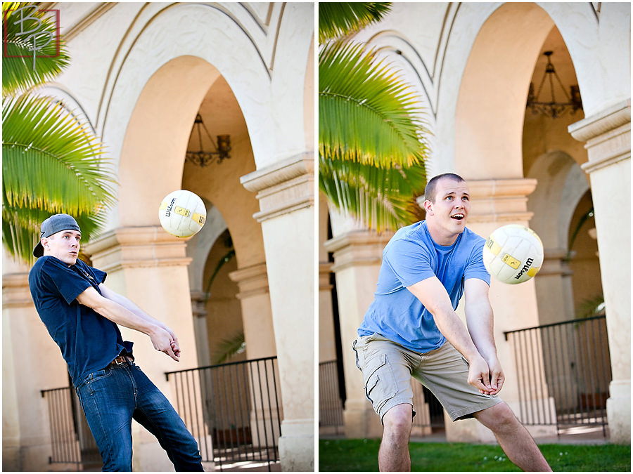 Volleyball fine art photography