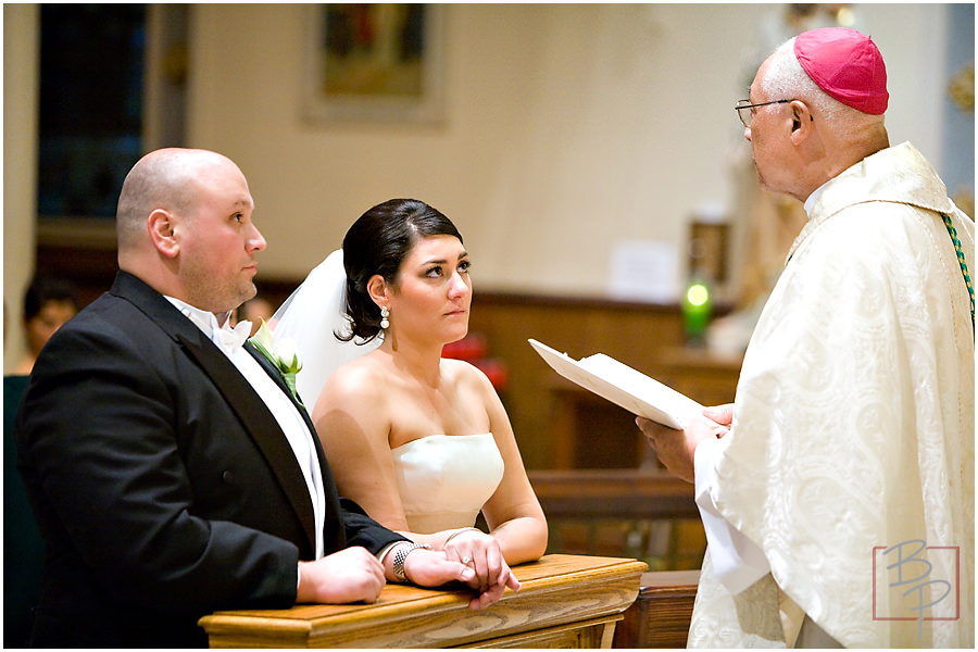 At the Alter