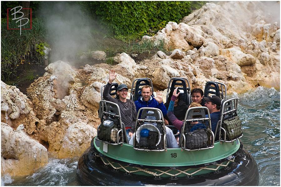 wild rapids ride photography