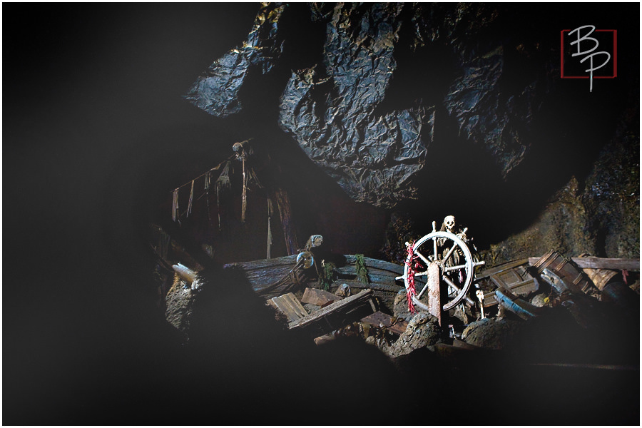 pirates of the Caribbean photography