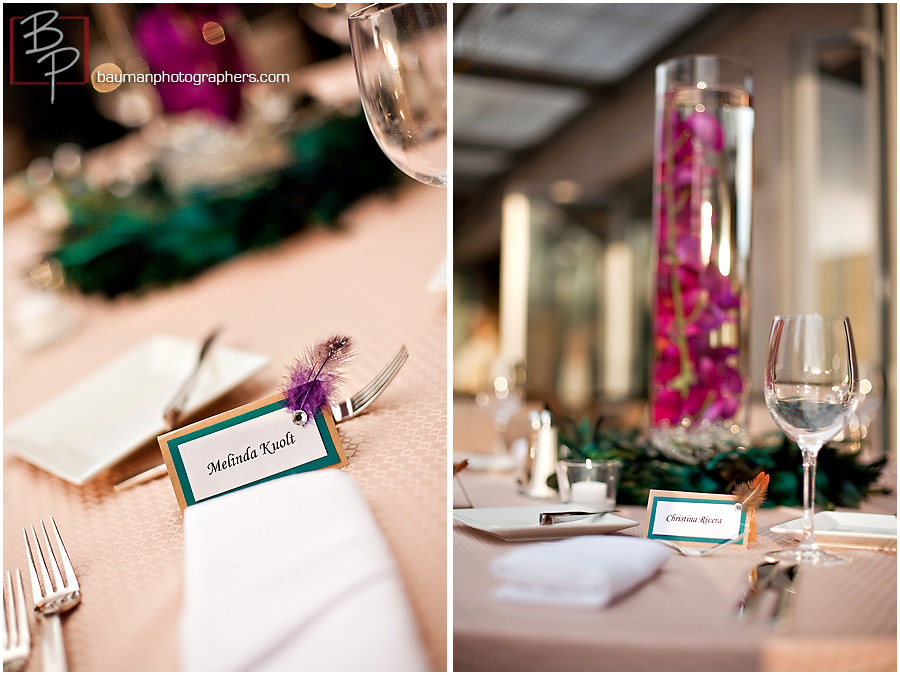 restaurant table setting photography